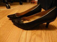 Ladies Size 8.5 Boston Design Studio Brown Heels
