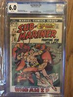 Sub-Mariner #50; CGC FN 6.0, 1st Appearance Namorita