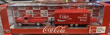 M2 Machines Auto Haulers Coca Cola Release Tw06 - 1967 Ford F-100 Custom CAB Tru