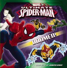 *BRAND NEW* MARVEL ULTIMATE SPIDER-MAN: DOOMED! (Childrens book, Super Heroes)