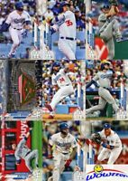 Los Angeles Dodgers 2020 Topps LE 17 Card Team Set WORLD CHAMPS!  Gavin Lux RC++