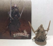 Zombicide Black Plague HEWELIN  w/cards CMoN