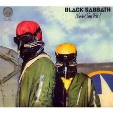 "BLACK SABBATH ""NEVER SAY DIE"" CD REMASTERED NEU"