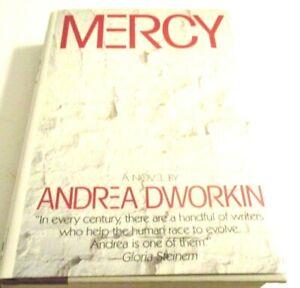 Mercy by Andrea Dworkin-HC/DJ