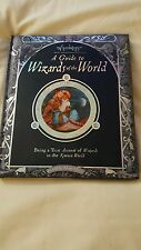 WIZARDOLOGY Guide to Wizards of the World by Master Merlin. NEW w/cards sealed