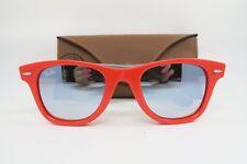 2d50771efbbd New Ray Ban Jr KIDS RJ9066S 7040 B8 Shiny Orange Grey Sunglasses 47mm w