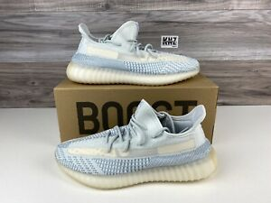 **NEW Men's Adidas YEEZY Boost 350 V2 Cloud White | size 12 | FW3043 NWB IN HAND