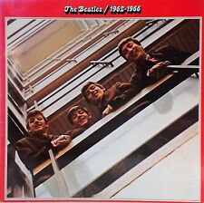 THE BEATLES~1962-1966~PCS 7172~GATEFOLD+INNERS~ UK VINYL 2LP~NEAR MINT