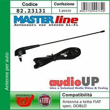 RICAMBIO Originale Antenna Auto Tetto Antenna Mast FIAT Marea Multipla TIPO 41CM