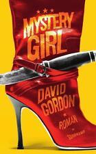 Mystery Girl von David Gordon, UNGELESEN