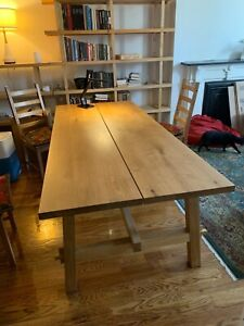 """MÖCKELBY Dining Table, oak 92 1/2x39 3/8 """" Was $629.00"""