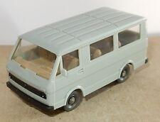 MICRO WIKING HO 1/87 VW VOLKSWAGEN COMBI VAN MINIBUS LT 28 gris