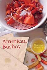 NEW - American Busboy (Akron Series in Poetry) by Guenette, Matthew
