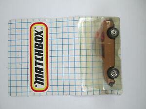 Matchbox Toyota Supra Vintage Bulgarian diecast 1:60 N60 #2