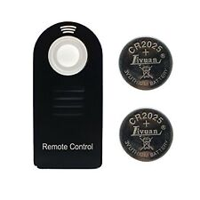 IR Wireless Remote Control for Nikon D750,D5500,D3400,D7200,D610,D7100,D7000