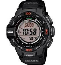 CASIO Pro Trek Tough Solar Powered Triple Sensor 3 Engine Watch PRG270-1
