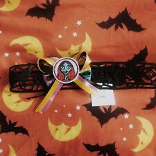 DISNEY The Nightmare Before Christmas Sally Stitches Choker Necklace LICENSED!