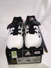 NIB ADIDAS Rapidarun Star Wars Todlers Shoes Core Black/Cloud/White/Scarlet Size