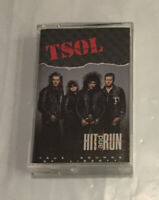 TSOL - Hit and Run (Cassette 1987 Enigma)