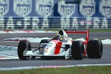 Ayrton Senna McLaren MP4/7A Winner Italian Grand Prix 1992 Photograph