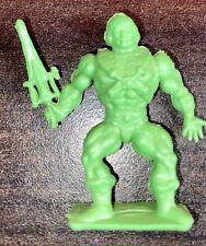 Rare Vintage HE-MAN Masters Of The Universe M.U.S.C.L.E. Men M.O.T.U.S.C.L.E.