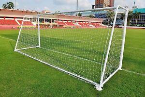 Soccer goal net - Full size angled goal net- pair (nets only)
