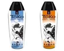 Shunga Toko Lubrifiant Eau  165 ml  Eau de coco ou délice d'érable