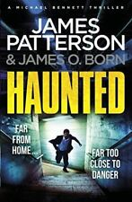Haunted: (Michael Bennett 10). A nerve-jangling New York crime thriller Patterso
