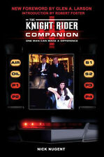 The Knight Rider Companion KITT David Hasselhoff Television 80s Book