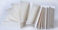 Leporello 15x20 (20 Seiten) weiss (III-W) dünner silberner Rahmen