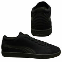 Puma Basket Evoknit 3D Lace Up Black Mens Textile Trainers 363650 03 Z13A