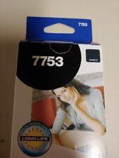 Epson 7753 Ribbon Cartridge Use with LQ-200/300/300 3000/4000