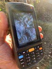 Motorola Mc75A8 Laser Barcode Scanner Pda Mobile Computer 3.2Megapixel-Good Cond