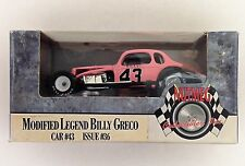 ERTL Limited Edition Modified Legend Billy Greco #43 Issue #36 - 1:64