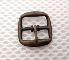 10 x 20mm antique finish metal buckle bag shoe corset leather craft belt strap