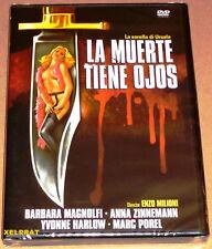 LA MUERTE TIENE OJOS / LA SORELLA DI URSULA - Italiano Español - Precintada