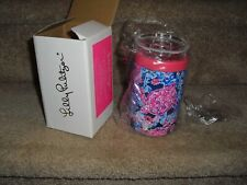 Lilly Pulitzer Insulated Can Tumbler - In Turtle Amazement