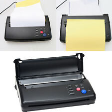 Tattoo Stencil Transfer Flash Copier Thermal Hectograph Printer Machine
