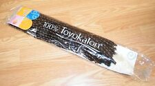 Janet Collection M4/27 100% Toyokalon Dread Loc Braid Hair Extensions *READ*
