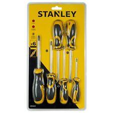 Stanley 6 Piece Screwdriver Set STHTO-62151