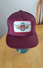 Canadian Military Airborne Brotherhood Pegasus Hat Cap Adjustable