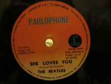 THE BEATLES 78 RPM SHE LOVES YOU /I'LL GET YOU (PARLOPHONE ORIG  PHILIPPINES )