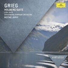 Grieg: Holberg Suite; Lyric Suite (CD, Jan-2013, Deutsche Grammophon)