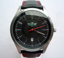 MINI John Cooper Works JCW Racing S Classic Retro Business Sport Accessory Watch