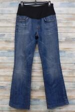 Citizens of Humanity Maternity Jeans 30 x 31 Women's Boot Cut Stretch  (I-31)