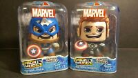 NEW Hasbro Marvel Captain America Mighty Muggs Figure #01 AND #10