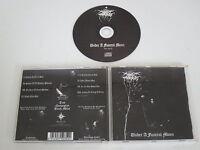 DARKTHRONE/UNDER A FUNERAL MOON(PEACEVILLE VILE 35 CD) CD ALBUM