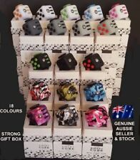 OVER 3200+ SOLD, Deluxe Fidget Cube Anxiety Stress Relief Focus Attention  🇦🇺