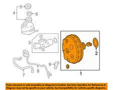 Mercedes MERCEDES-BENZ OEM 14-15 E350-Power Brake Vacuum Booster 2124303130