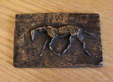 bronze signé  Georges schneider un cheval
